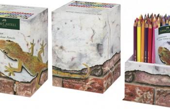 Polychromos Cup: el portalápices ganador del concurso de Faber-Castell en Facebook