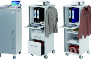 Caddy, la oficina móvil más pequeña del mercado