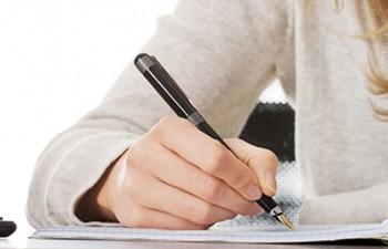 La escritura a mano frente a la tecnología