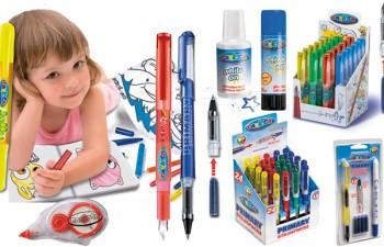 Artículos de escritorio Carioca para los pequeños