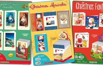 Nuevas tarjetas de felicitación de Editorial Arguval