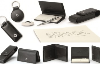 Nuevos accesorios de piel Graf von Faber-Castell
