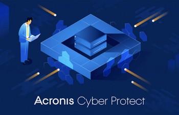 MCR amplía su oferta de ciberseguridad con la incorporación de las soluciones de Acronis