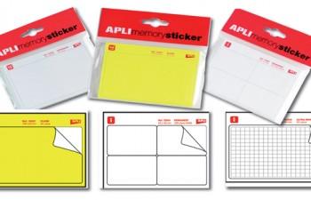 Memory Stickers, de Apli®
