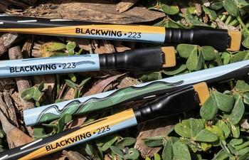 Lápiz Blackwing 223, homenaje a Woody Guthrie