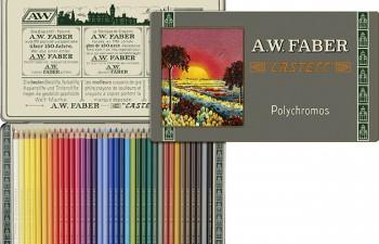 Faber-Castell presenta la edición 111 Aniversario de Polychromos