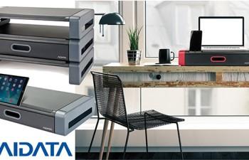 Una nueva propuesta de DHP Comerpa: soportes para ordenadores Aidata
