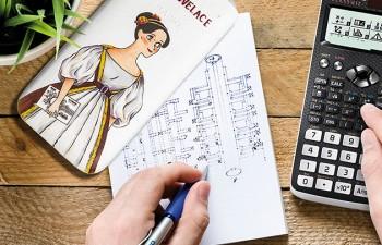 Las calculadoras de toda la vida con rostro de mujer