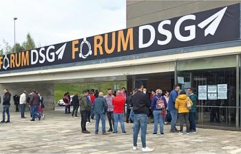 Primera edición de DSG Forum 2019