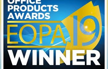"""¡ACCO Brands gana el prestigioso premio """"Proveedor del año"""" de EOPA!"""