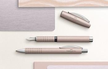 Una combinación brillante: Essentio Aluminium de Faber-Castell