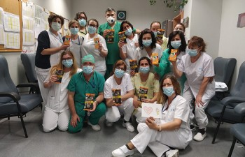 BIC dona 120.000 bolígrafos y 120.000 maquinillas de afeitar a 80 hospitales de España y Portugal