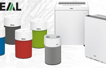 IDEAL: purificadores de aire únicos