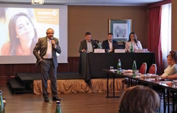Presentación europea de la próxima edición de la feria Insights-X en Milán