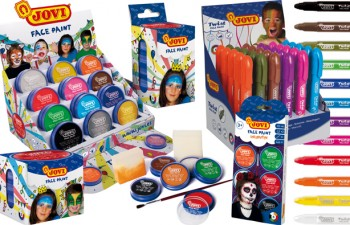 Face Paint de Jovi, el maquillaje para las fiestas y celebraciones más divertidas
