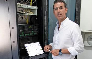 Juan Carlos Avilés, CIO/IT director de Comercial del Sur de Papelería
