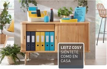 Siéntete vibrar con la gama Cosy, de LEITZ