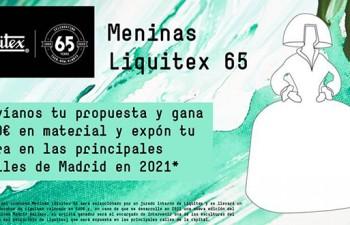 Liquitex vuelve a colaborar con Meninas Madrid Gallery