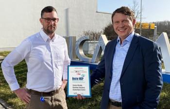 Konica Minolta es el mejor proveedor de servicios gestionados de Alemania