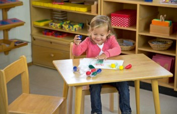 Ceras Plásticas ergonómicas para manos infantiles