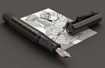 Samurai de Graf von Faber-Castell, Pluma del Año 2019
