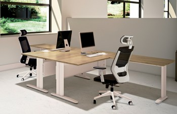 Pizarras, mobiliario y sillas motivadoras de Rocada