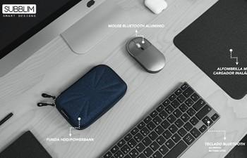 MCR añade a su portfolio accesorios de la marca Subblim