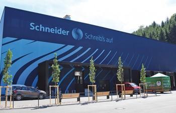Schneider triunfa una vez más por la alta calidad de sus productos