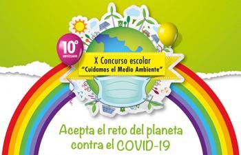 """La COVID-19 y el X Concurso Escolar """"Cuidamos el Medio Ambiente"""""""