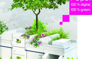 Antalis presenta Digigreen: el primer papel 100% digital, 100% green para el mercado de la impresión digital