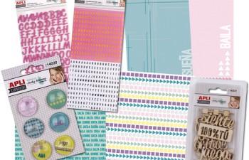 Nueva colección Judy Alonso de scrapbooking para Apli
