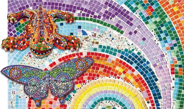 el mosaico un excelente recurso educativo bam23 la On definicion de mosaico