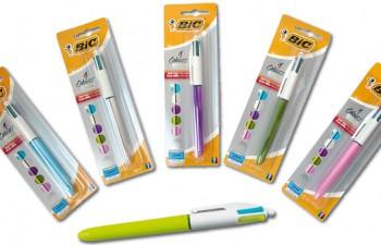 4 Colores inseparables, la nueva campaña de comunicación de BIC®