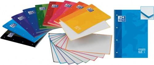 Oxford amplia la gama de colores de dos de sus productos for Gama de colores vivos
