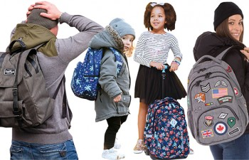 Colección de mochilas Coolpack, productos innovadores y excepcionales