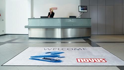 alfombras personalizadas novus | la papelería
