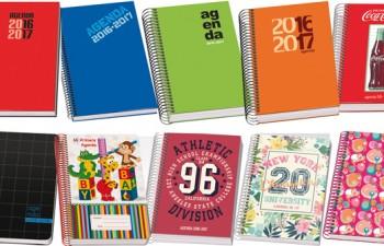 Agendas escolares Dohe 2016/2017