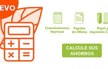 Antalis y ArjoWiggins Graphic renuevan su Eco Calculadora