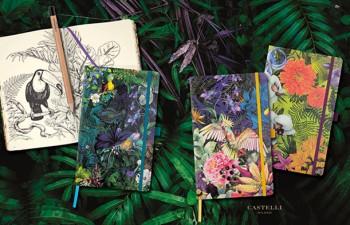 Castelli Milano: La colección de cuadernos que cautiva al público