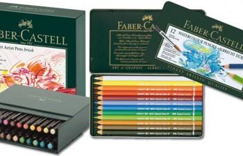 Libros para colorear para adultos Faber-Castell