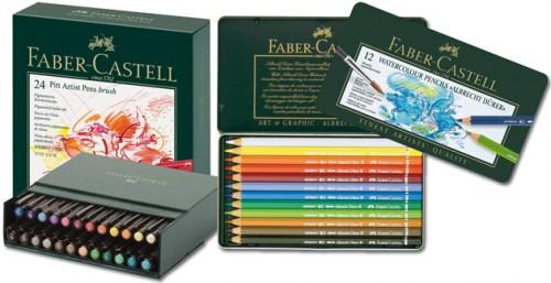 Libros para colorear para adultos Faber-Castell | La Papelería