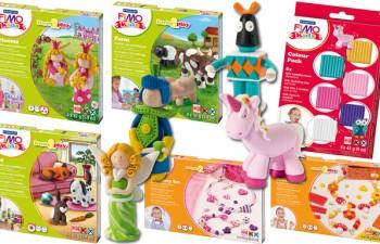 Nueva pasta para modelar Fimo Kids de Staedtler
