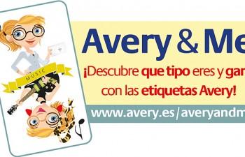 Concurso 'Avery & Me', el estilo de tu éxito