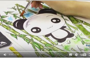 Lyra Aqua Brush Duo: rotuladores artísticos con efecto pincel