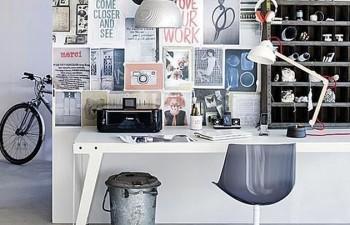 El escritorio como espacio de trabajo