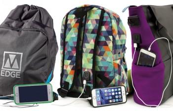 Mobile Power distribuye en exclusiva para toda Europa las mochilas M-Edge.