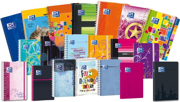Agendas escolares 2013 14 oxford oxford la papeler a - Marcas de agendas ...