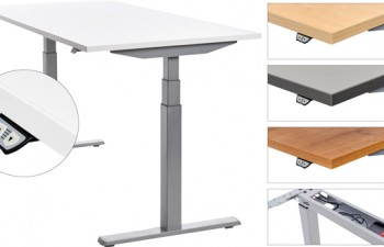 Mesa de trabajo E-Table de Rocada