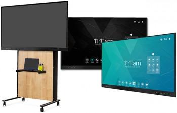 Nueva gama de monitores interactivos de Rocada