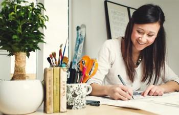Staedtler firma un acuerdo con la artista Johanna Basford